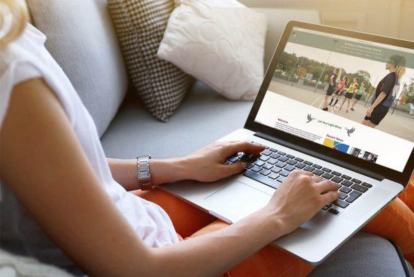 St Robert of Newminster: Website, Student Planner App