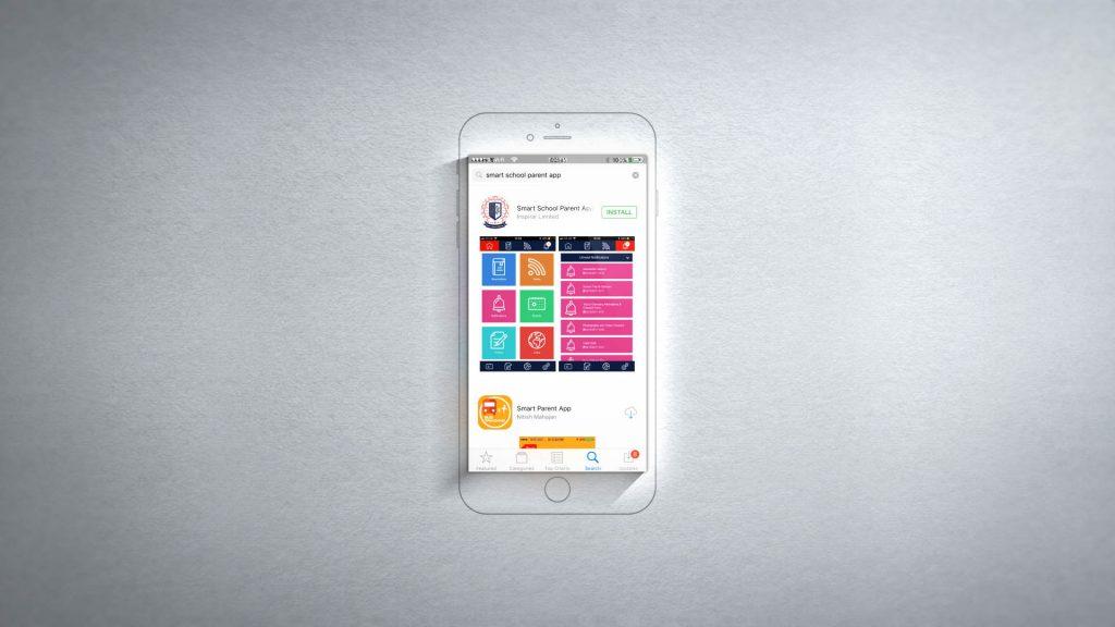 Smart School Parent App