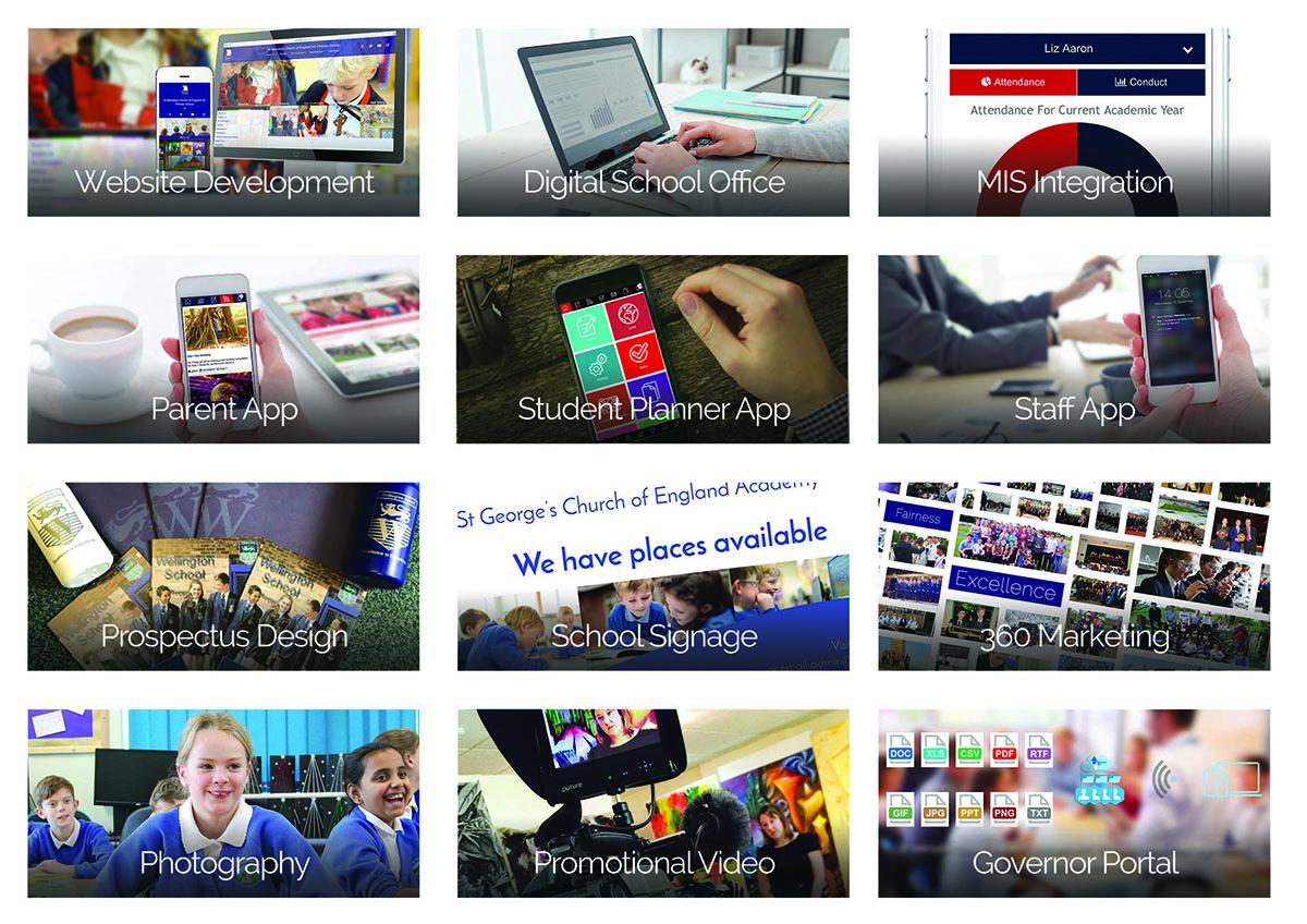 Smart School Websites Services